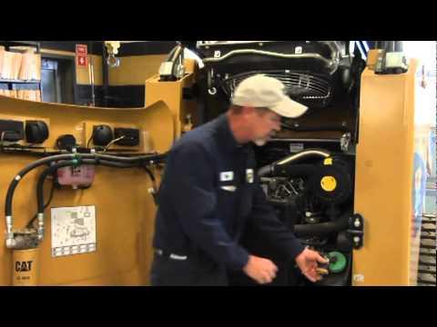 Ask Dale: 250 hour Skid Steer Service (Michigan CAT)