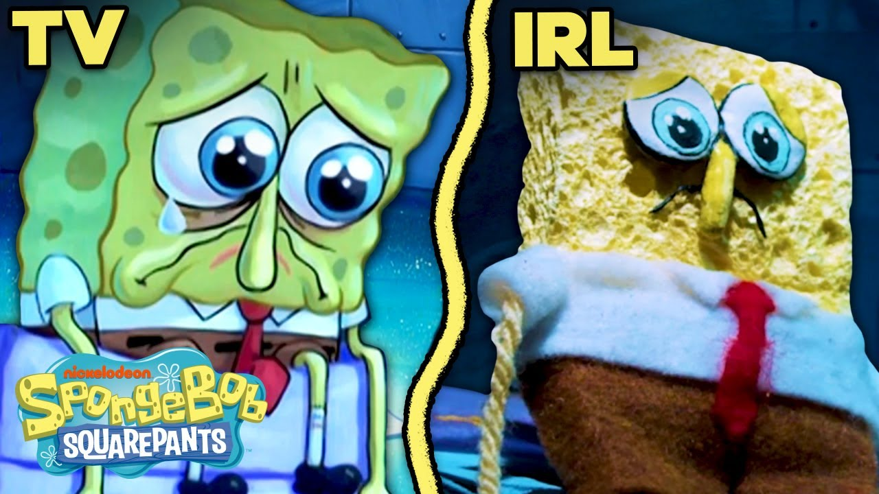 """Gary Come Home"" Music Video IRL 🐌 | SpongeBob"