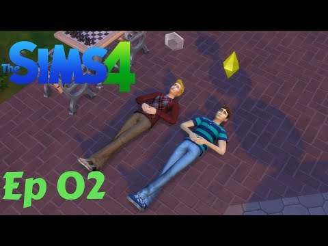 The Sims 4 Let's Play Ep. 2: Hanging Out With Travis Scott
