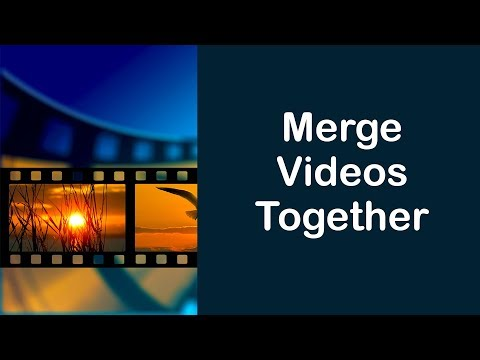 How to Merge Two Videos Together with the Command Line