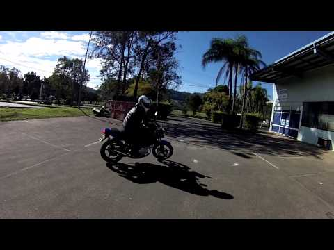 CaptainCranky7 (Part 2) Getting your motorcycle licence in NSW Australia