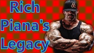 Is 5 Percent Nutrition Ruining Rich Piana