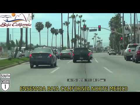 San Diego CA to Cabo San Lucas MX HD