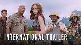 JUMANJI: WELCOME TO THE JUNGLE – International Trailer #2