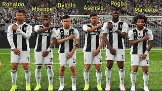 Mbappe, Asensio, Pogba, Marcelo, Going To Juventus? | Juve Vs Fcb | Cr7 Bicycle Kick Goal | Pes 2019