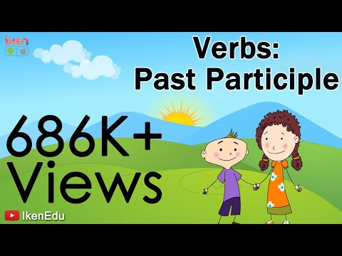 English Grammar -- Learn Past Participle Form of Verb