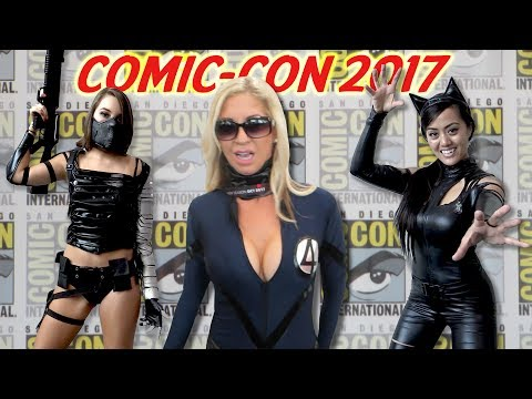 The BEST COSPLAY at Comic-Con 2017!