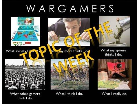 Topic of the Week - Warhammer Skirmish