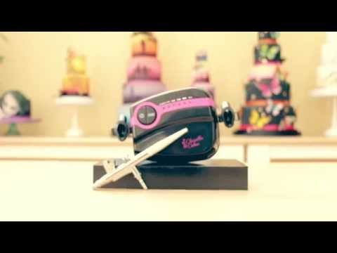How to Set Up Your Airbrush & Compressor Kit by Clairella Cakes