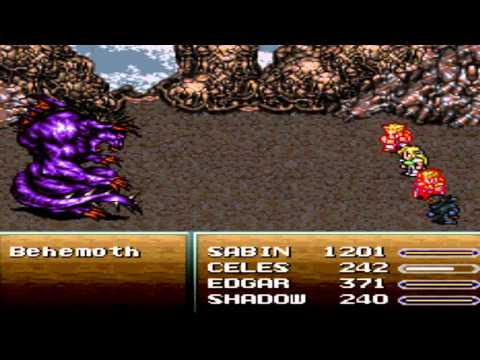 Let's Play Final Fantasy VI, Part 43: The Atma Weapon