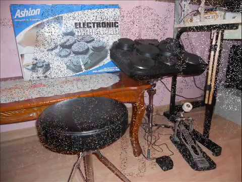 DIY Kick Bass Drum Pedal DD 305, Medeli, Fame, Ashton EDP420, Yamaha ( AJ-Drummer )
