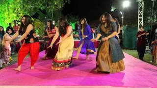 Parth + Dheera Sangeet Dance Video