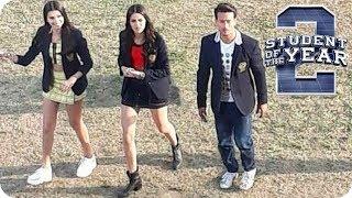 Student Of The Year 2 Trailer | Tiger Shroff , Ananya Pandey ,Tara Sutaria