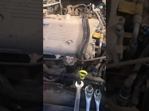 Pontiac G6 Power Steering Pressure Hose Replacement