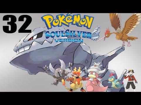 Let's Play Pokémon Soul Silver #32 - Mahogany Gym! Slowking VS Dewgong!