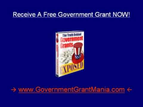 Do You Want Free Government Grant Money Right Now?