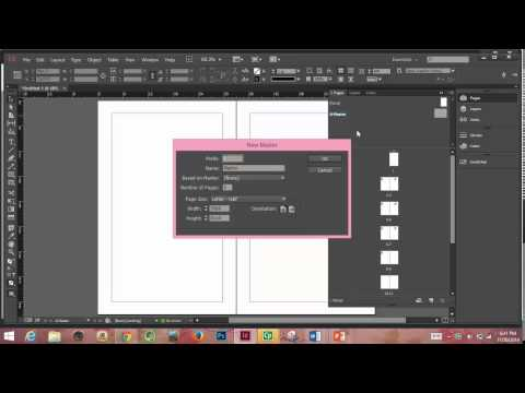 How to Create a Manual in InDesign Using Master Pages