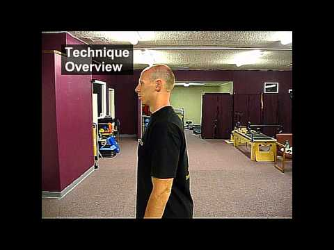 Fall Prevention Exercises (Posture Series) - Shoulder Blade Squeeze