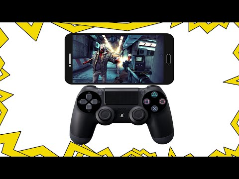 How to Connect PS4 Controller to Android Phone