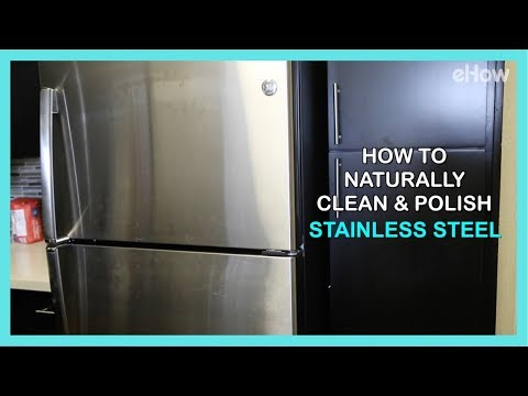 How to Naturally Clean & Polish Stainless Steel | DIY IRL