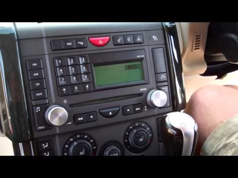 How to upgrade the radio knobs on a Land Rover Discovery 3 / LR3