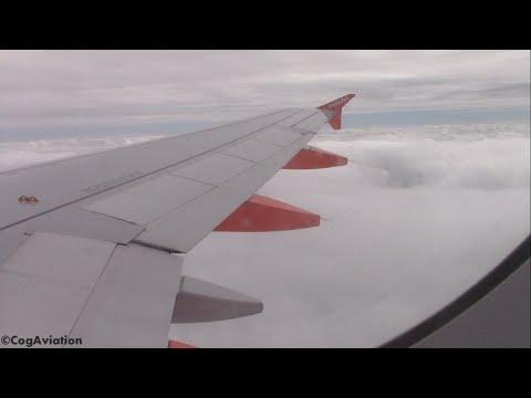 easyJet A320 Takeoff   Liverpool John Lennon Airport   EGGP