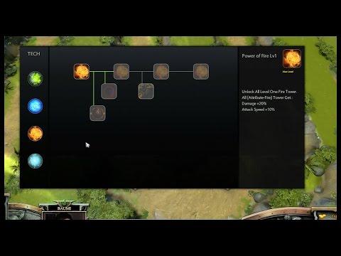 Dota 2 Mods | LIGHTNING BEAR!! | Baumi plays Spin TD