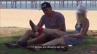 Kızlardan külotlarını istemek  2017 Türkçe Altyazı +18