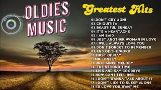 Neil Young, Bee Gees, Air Supply - Greatest Oldies Songs Of 60