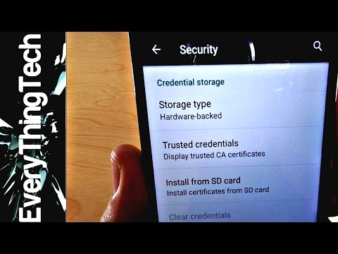 How to fix lock screen pin lock issues for Android?