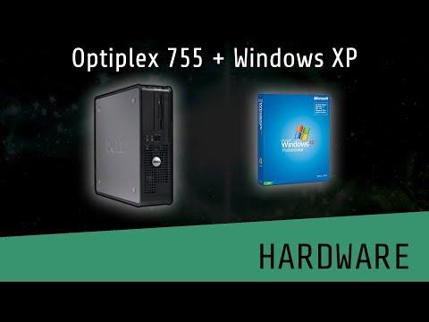 Cheap Windows XP - Optiplex 755 Upgrade And Install