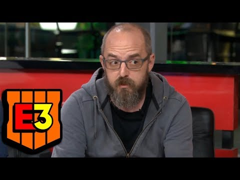 Treyarch LIVE! E3 - Black Ops 4