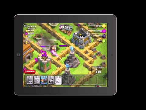Clash of Clans #2 Spell Factory