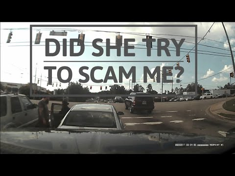 PSA - Invest in a Dash Cam - She Blamed Me For Her Hitting My Truck