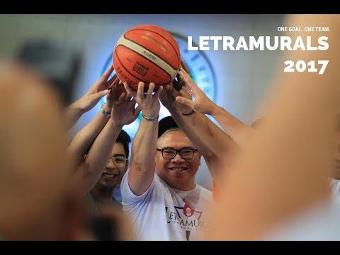 Opening | Letramurals 2017: One Goal, One Team (Knights TV College Sports Event Highlight)