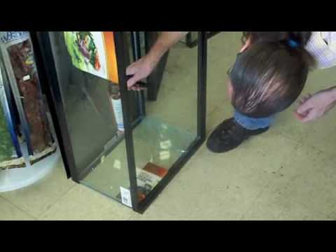# 4 Tank Repair: Part two - Carl's Aquarium