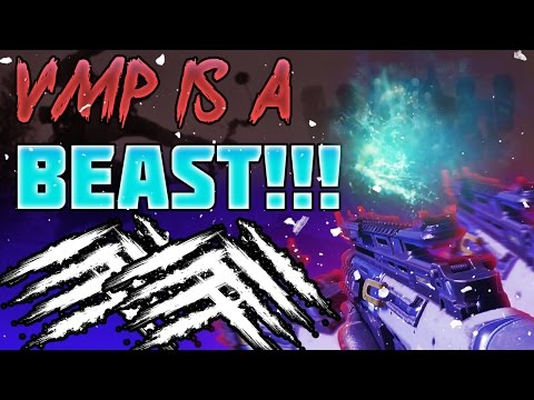 Call Of Duty Black Ops III - VMP Gameplay - Pretty Noob!!!