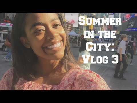 Guy Videobombs Me in Times Square Station: Summer in the City #3