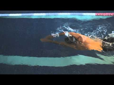 Front Crawl Swimming Drills - Catch Up