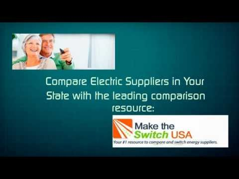 New Tool to Compare Electric Suppliers in PA, NJ & CT