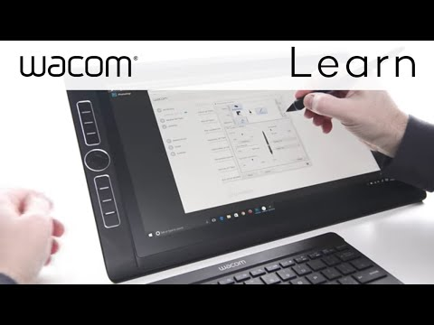 How to Set up and Use Wacom Pen Buttons