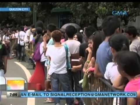 UB: Huling araw ng voters' registration para sa sk at brgy. elections, dinagsa
