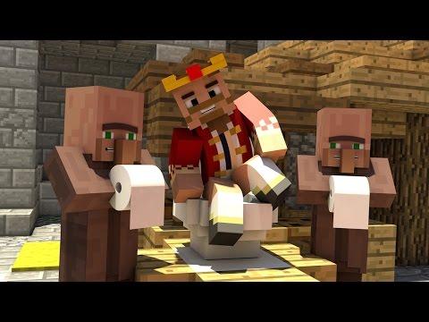 King's Royal Loo - Minecraft Animation