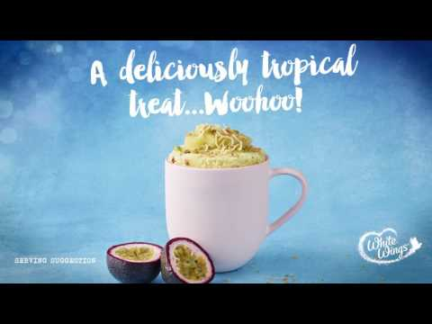 Tropical Delight Cake in a Cup™