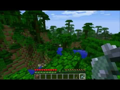 Minecraft finding and taming ocelots