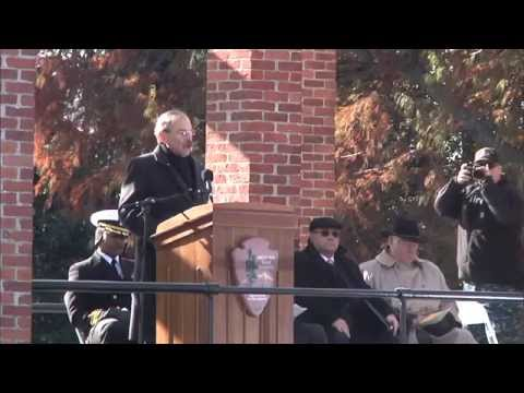 151st Anniversary of Lincoln's Gettysburg Address/ Naturalization Ceremony