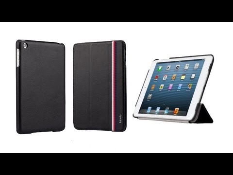 Labato Tablet Smart Cover for Apple iPad Mini Unboxing & First Look