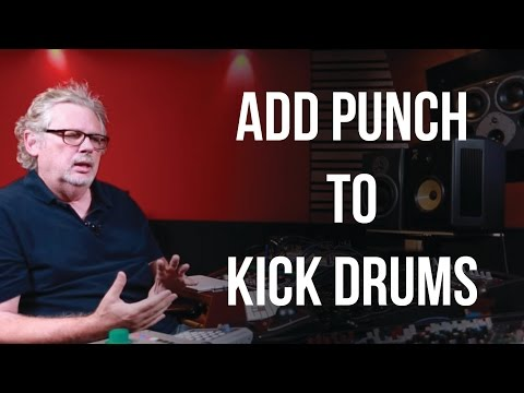 Add Punch to Kick Drums - Into The Lair #129