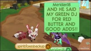 Animal Jam: Trade Attempts For Crystal Pegasus Promo Items