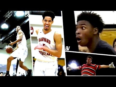 Cassius Stanley ENDS Championship Game With a WINDMILL! WOW! Harvard Westlake VS Pasadena